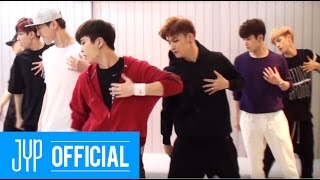 "GOT7 ""If You Do(니가 하면)"" Dance Practice  (MAD Boyfriend Ver.)"