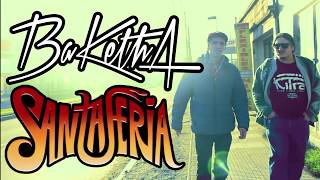 BAKETHA - Es la cumbia-   FT.  SANTAFERIA ((VIDEO OFICIAL))