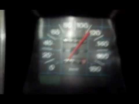 Tofaş Şahin 0-175 Hız Denemesi LPG