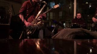 High Five live at Vices et Versa, Jan 22, 2017