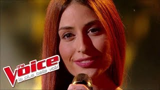 The Voice 2015│Hiba Tawaji - Amoureuse (Véronique Sanson)│Quart de finale