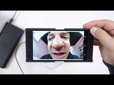 UNBOXING & REVIEW - Soluție simplă de supraveghere la 180 de grade