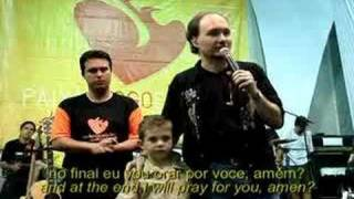David Quinlan and Lucas (Evangelist - english version)