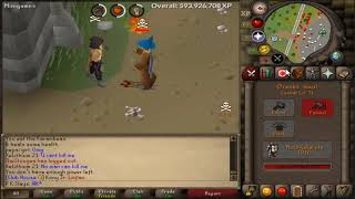 Maxed G Mauler Going in Raw on 325