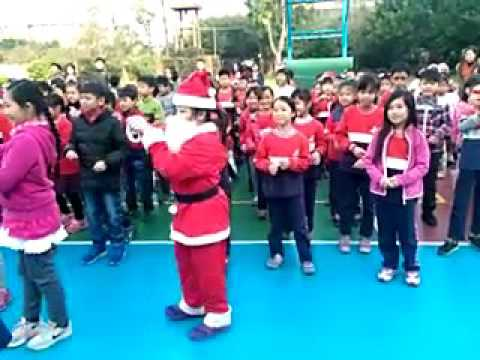 聖誕快閃之妖怪舞