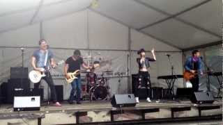 Christina Parie - 16 & Unstoppable (Live In Martin Place)