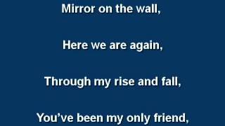 Mirror (Lyrics on Screen) - Lil Wayne Ft. Bruno Mars