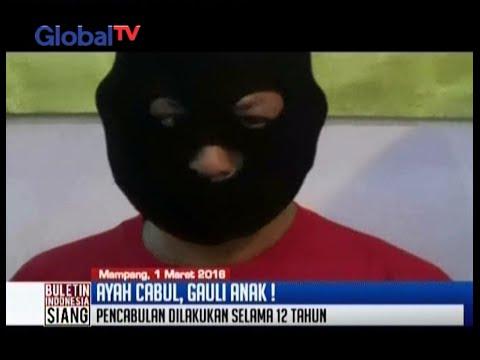Download Video Ayah Bejat Cabuli Anak Kandung Dan Anak Tiri Lebih Dari 100 Kali - BIS 02/03
