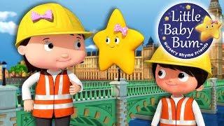 London Bridge Is Falling Down | Part 2 | Nursery Rhymes | Original Version By LittleBabyBum!