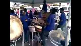 Laventille Rhythm section Trinidad