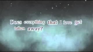 Three Days Grace - Tell Me Why LYRICS