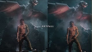 FREE Travis Scott ft. 6LACK Type Beat | SKYFALL~prod.mxdnight