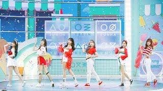 여자친구_여름여름해/GFriend_Sunny Summer/교차편집_Stage Mix