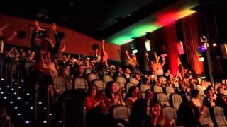 Flash Mob | Coletiva de Imprensa Pré lançamento DVD Luan Santana