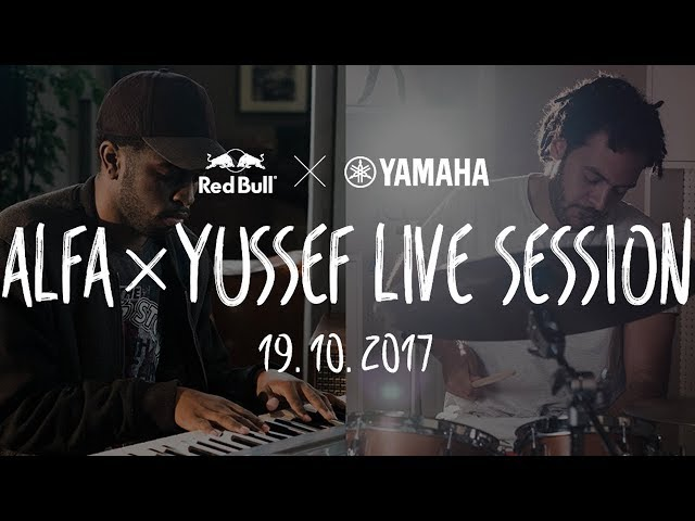 Alfa Mist x Yussef Dayes - Red Bull Recording