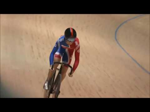 Victoria Pendleton Video