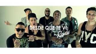 Desde que te vi / Juancho Style Ft Golpe a Golpe y Piso 21 [Remix]