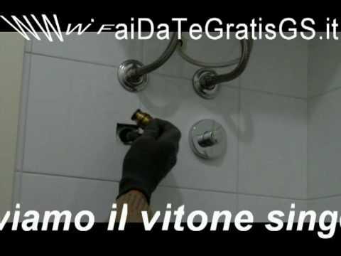 Come riparare la valvola di un rubinetto fai da te mania - Cambiare rubinetto bagno ...