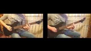 Breakdown of Sanity - Hero (guitar cover)