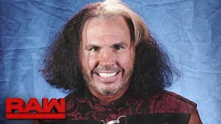 "Matt Hardy's ""Woken Warriors"" prepare to battle the ""Wyatt Swarm"": Raw, Dec. 11, 2017"