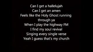 Maren Morris My Church Lyrics
