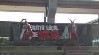 Salsa Latina  Duo Mujeres Amater Valeri y Laura 3 Puesto 4 Abierto de Bosa