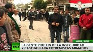 Homs, la ciudad siria donde la muerte ronda en cada esquina width=