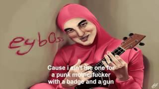 PINK GUY-FUCK THE POLICE Lyrics