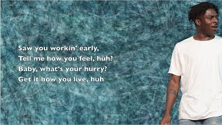Isaiah Rashad - Nelly - Lyrics