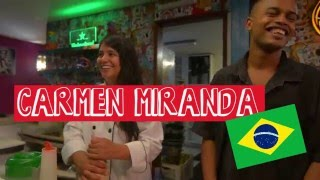 CAIPIRINHA // CAIPIRIÑA  por Carmen Miranda :)