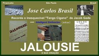 JALOUSIE – de Jacob Gade –  Tzigane Tango (Tango Cigano) por Jose Carlos Brasil