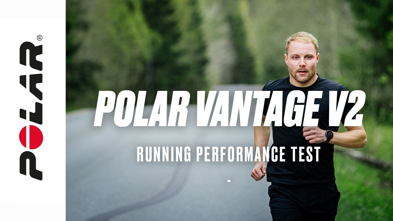 Polar Vantage V2 | Running performance test
