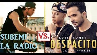 Despacito VS. Subeme La Radio (Mashup Confrontation)