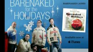 "Barenaked Ladies - ""God Rest Ye Merry Gentlemen/We Three Kings"" Feat. Sarah McLachlan"