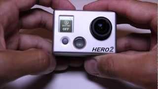 GoPro Hero2 Tutorial Español Menu Opciones Ajustes