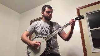 Ted Nugent - Fred Bear (Banjo Cover)
