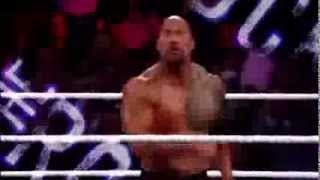 WWE The Rock Theme song 2012 HD
