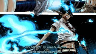 Ao no exorcist- In my World (Español)