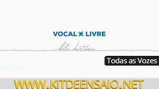 Inevitável  - Vocal Livre - (Somente Partes das Divisões) - Kit de Ensaio.net