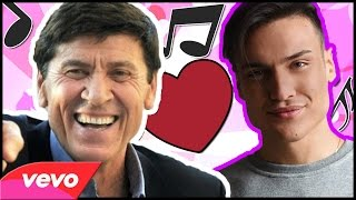 GIANNI MORANDI TI AMO! [OFFICIAL SONG]