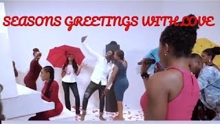 SEASON GREETINGS FROM AFRO BEATS - Xmas Mannequin Challenge