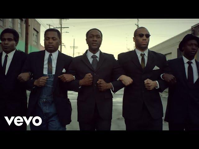 Videoclip oficial de la canción The Man de Aloe Blacc