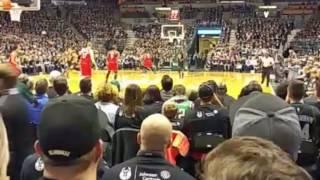 Tony Brown Live - Milwaukee Bucks vs Toronto Raptors 4/20/17