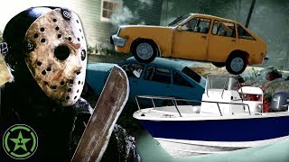 Things to do in Friday the 13th: The Game - Vehicle Surfing