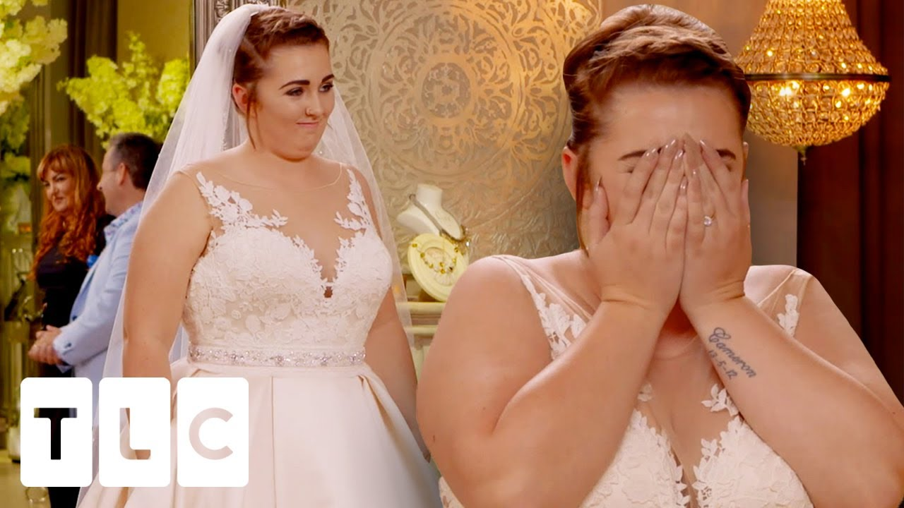 Young Bride Rocks Beautiful Dress With Pockets | Say Yes To The Dress Ireland