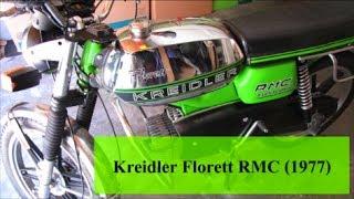 Kreidler Florett RMC (1977) - Der Mokick - Klassiker