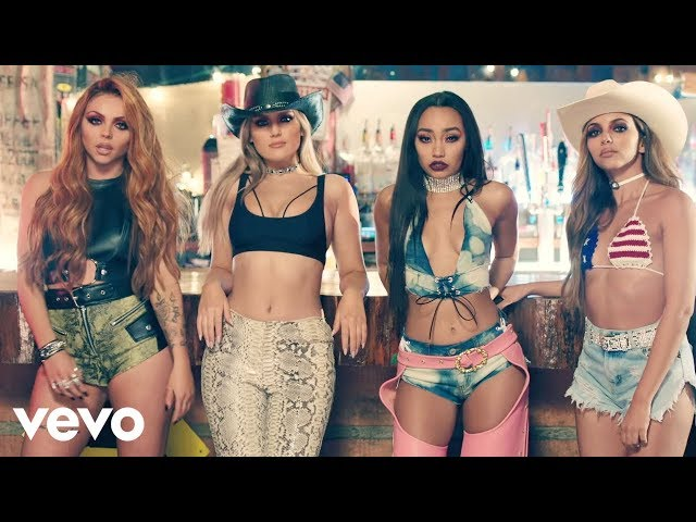 Videoclip oficial de 'No More Sad Songs', de Little Mix y Machine Gun Kelly.