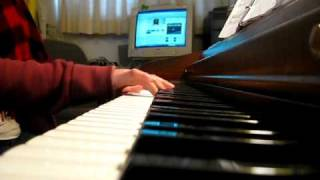 Piano Cover - Gimme The Light by 2PM