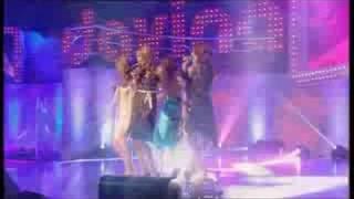 Girls Aloud - Whole Lotta History (Live @ Davina 08/03/2006)