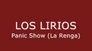 Los Lirios - Panic Show (cover La Renga)